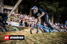 Video: Tomas Lemoine Battles Highs & Lows in Speed & Style - Crankworx Rotorua 2019