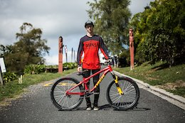Bike Check: Peter Kaiser's Trek Ticket S - Crankworx Rotorua 2019