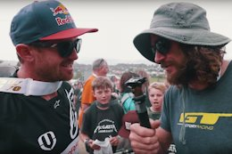 Video: Wyn TV is Back - Crankworx Rotorua Downhill