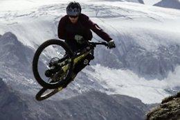 Video: Sölden, Austria Rolls Out Its Alpine Carpet for Mountain Bikers