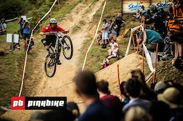 Video: How Sam Blenkinsop Races Downhill - Crankworx Rotorua 2019