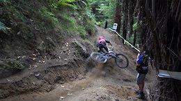 Video: The Hardest Corner from EWS Rotorua Practice