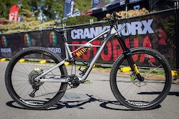 Bike Check: Killian Callaghan's Specialized S-Works Enduro 29 - Crankworx Rotorua 2019