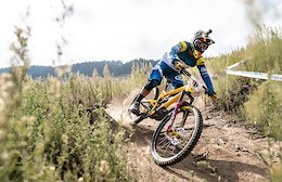 Video: Sam Hill & Team CRC Mavic Upbeat After Tough Start to EWS