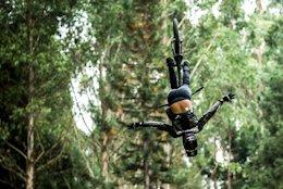 Video: Crankworx Rotorua Slopestyle Practice with Max Fredriksson