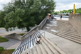 Video: The Partymaster Tour Hits Joyride 150 and the Streets of Peterborough