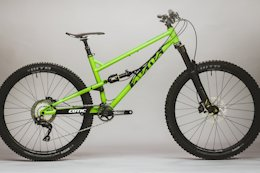 Cotic Announces New Flare Steel Trail Bike