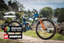 Video: Pro Bike Checks from EWS Tasmania