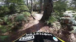 Video: Sam Hill POV - EWS Tasmania 2019