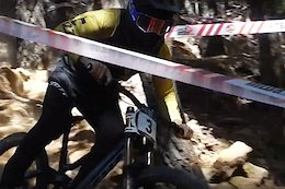 Video: Raw Action From the Australian Downhill Championships