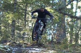 Video: Winter Riding on Quadra Island