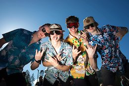 Video: The Dudes of Disorder Party it Up in Squamish