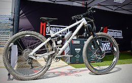 Kavenz's High-Pivot Enduro Prototype  - Sea Otter 2019