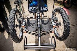 Bowhead Adaptive e-Bikes - Sea Otter Classic 2019