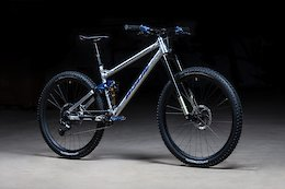 Nicolai Releases New Saturn 14 Trail Bike