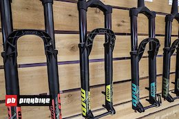 Video: 8 New Suspension Forks - Sea Otter 2019