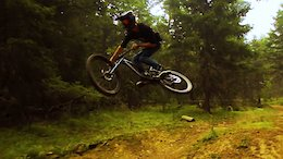 Video: Smoked Out Riding in Kamloops