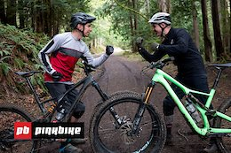 Video: Mike vs Mike: Geometry Battle - Specialized Stumpjumper vs EVO