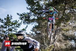 Video: Downhill Highlights - Sea Otter 2019