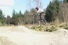 Video: Fort William 4X Track Gets a Refurb For The Protour