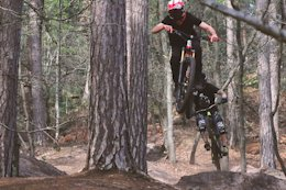 Video: From Innocuous Trail Ride to Sending Huge 360s