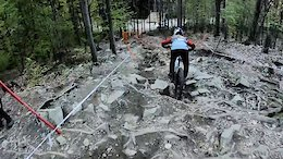 Video: Course Preview with Tahnee Seagrave & Vali Holl - European DH Cup Round 1 Maribor