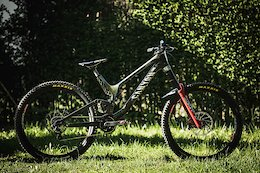 Bike Check: Magnus Manson's 29er Chrome Canyon Sender