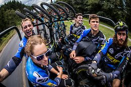 Video: GT Factory Racing's New Zealand Team Camp in 'Spoke Tales'