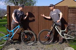 Video: Testing 27.5 vs 29er with Ben Cathro