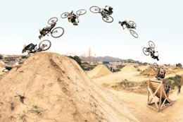 Behind-the-Scenes of Adolf Silva's eMTB Double Flip