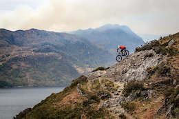 Photo Story: Loch Morar - Riding Through Wildfire in Scotland