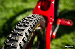 Round Up: 20 Different World Cup DH Tire Combinations