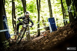 Aaron Gwin to Miss the Maribor World Cup Due to Back Injury