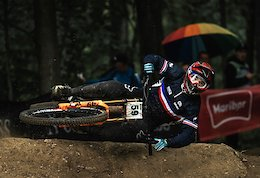 Qualifying Photo Epic: Starting From Zero - Maribor DH World Cup 2019