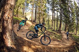 Serfaus Bike Park Opens New Green Trail for 2019