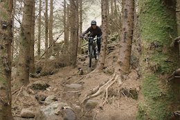 Video: Louise Ferguson Tackles Fort William's Back Country Tech