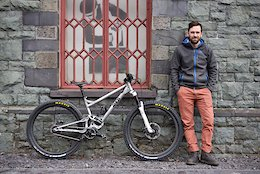 Built Not Bought: The Story Behind the First Amos Design Bike