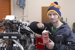 Guy Martin's Proper Cleaner and Degreaser Ships Without the Water