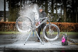 Video: Muc-Off Launches Bike Specific Pressure Washer