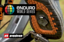 Video: How Do the Enduro Pros Set Up Their Pedals?
