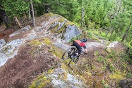 Video: 4 Different Lines Down Squamish's Iconic Gouranga Trail with Remy Metailler