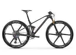 First Look: Mondraker's F-Podium Brings Forward Geometry to XC Racing