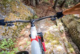Video: Yoann Barelli Guides You Down Whistler's Cheap Thrills Trail