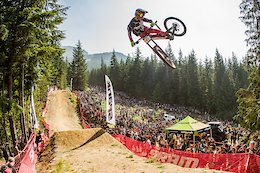 Crankworx Whistler Announces Expansion to Blackcomb, New Events & Return of Best Trick Contest