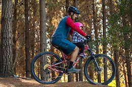 Details Announced for Shotgun Kids MTB Seat