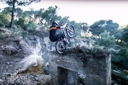 Video: Another Dose of Mindblowing Riding From Chris Akrigg