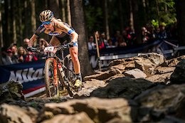 Video: A Podium for Malene Degn & Team KMC Ekoï Orbea at the Nove Mesto World Cup XC