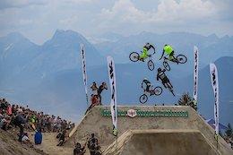 Rider List Announced for Crankworx Innsbruck