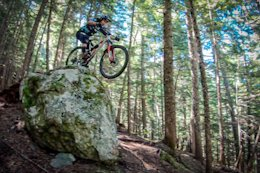 Video: Yoann Barelli Coaches 2 Teenagers Down the Double Black 'Hey Bud' in Whistler