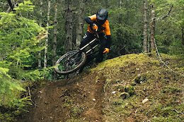 Video: Rolling 5 Deep on Mount Prevost's Legendary Trails